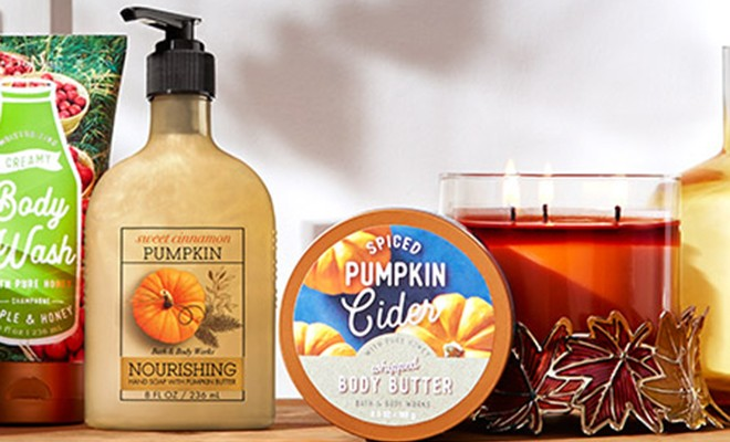 We Want All The Fall Candles From Bath Body Works Fabfitfun