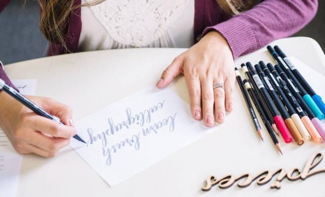 Youtubers Who Make Calligraphy Easy To Learn Fabfitfun