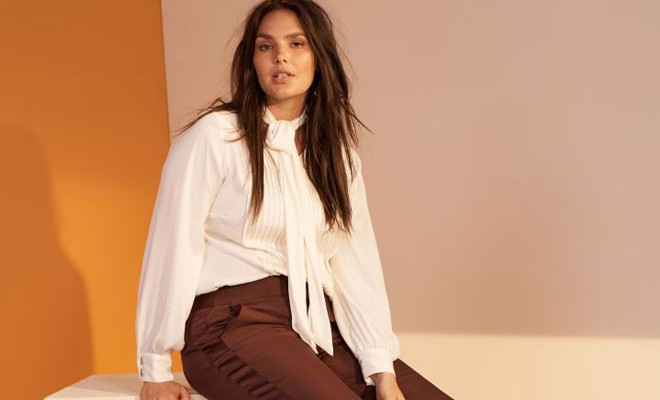 d95747ac434a1 Luxury plus-size clothing can be hit or miss, but Prabal Gurung's latest  collaboration with Lane Bryant is an absolute home run.