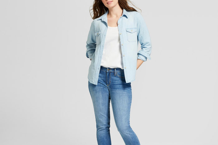874a730234f PSA  Target Has a New Denim Collection (and It s So Cute) - FabFitFun