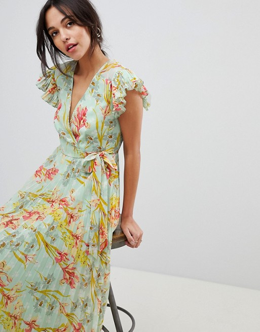 10 Gorgeous Floral Dresses Because It S Spring Duh