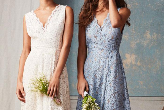 Hm Wedding Dress.What H M Has An Entire Wedding Collection Fabfitfun