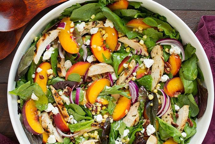 10 Fresh And Light Summer Salad Recipes Fabfitfun