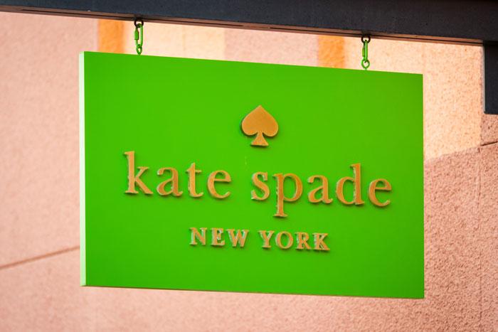 There S Something About Kate Spade Accessories That Always Put A Smile On Our Face From Polka Dot Lunch Bo To Matching His And Hers Luggage Tags