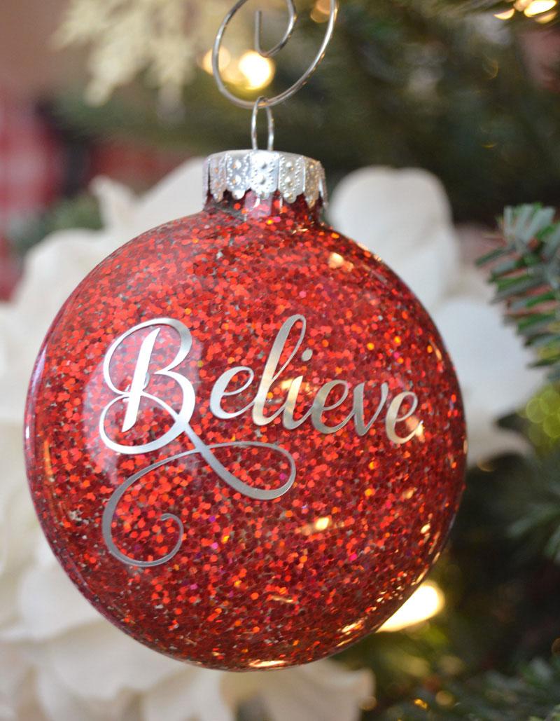 Easy Diy Ornaments For A Pinterest Worthy Tree Fabfitfun