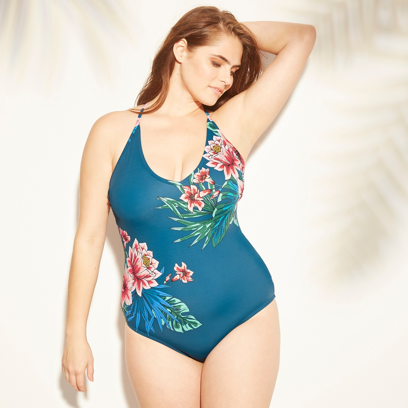 9712dc12c1 Target's Size-Inclusive Swimsuit Brand Is the Body Positivity We ...