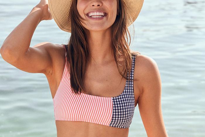 10 Gorgeous Swim Tops For Smaller Busts Fabfitfun
