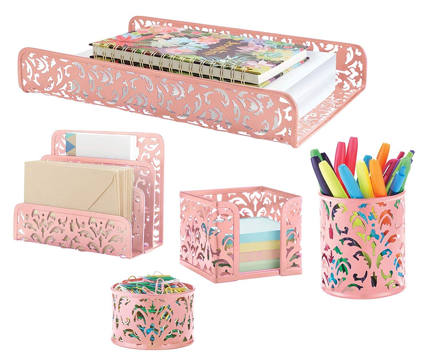 10 Chic Organizers To Keep Your Work Desk Tidy Fabfitfun
