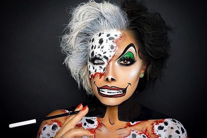 11 Halloween Makeup Looks That Are Scary Good Fabfitfun