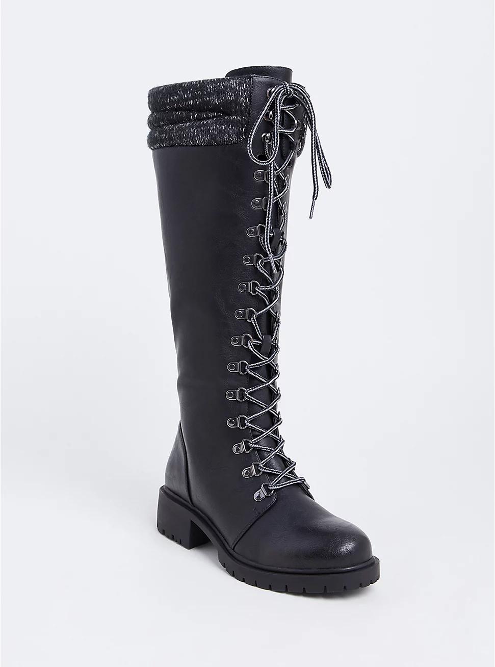 9 Tall Boots That Curvy Girls Will Love