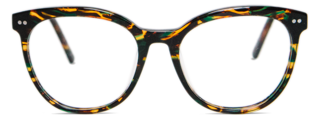PHONETIC COMPUTER EYEWEAR EMERALD TORTOISE GLASSES