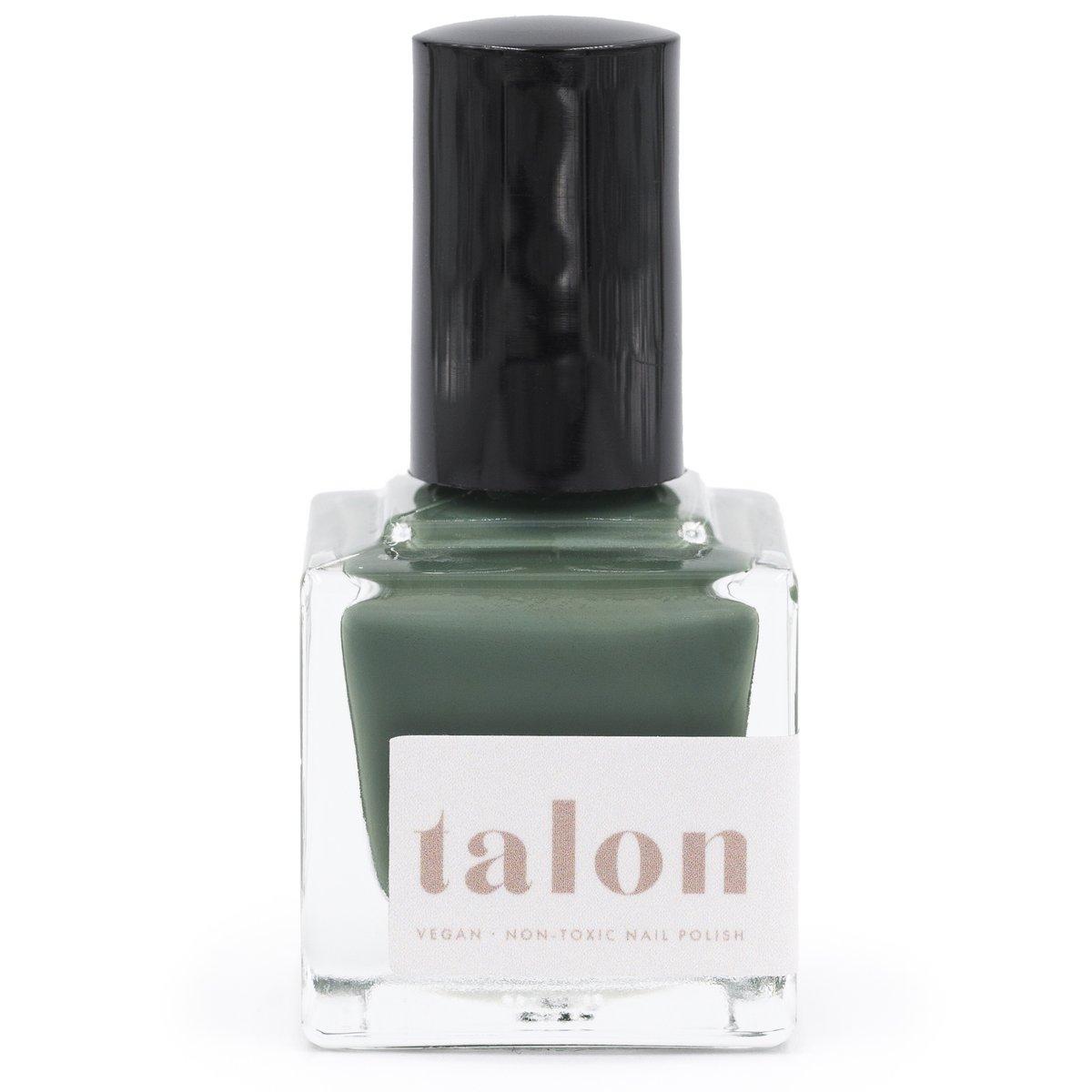 Talon-Aspen-Green-Nail-Polish