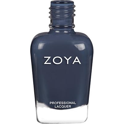 Zoya Blue Nailpolish
