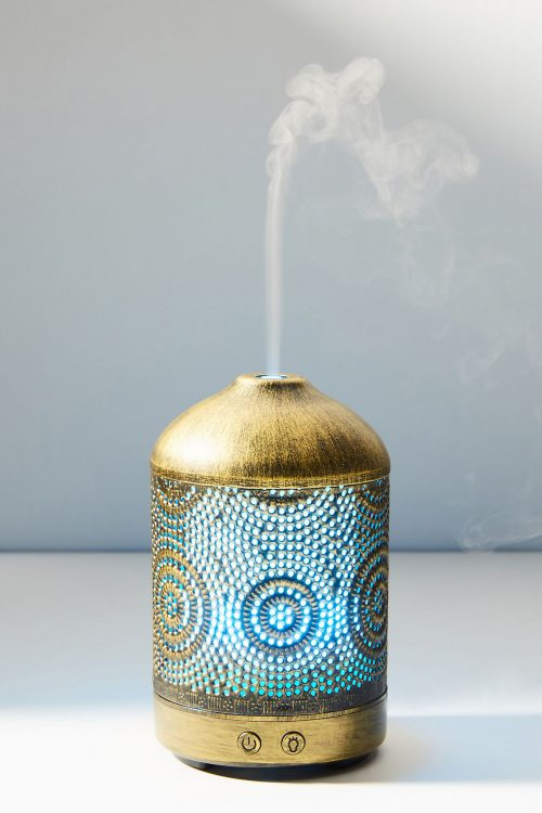 10 Essential Oil Diffusers That Double As Home Decor Fabfitfun