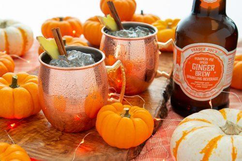 Trader Joe's Pumpkin Spice Ginger Brew