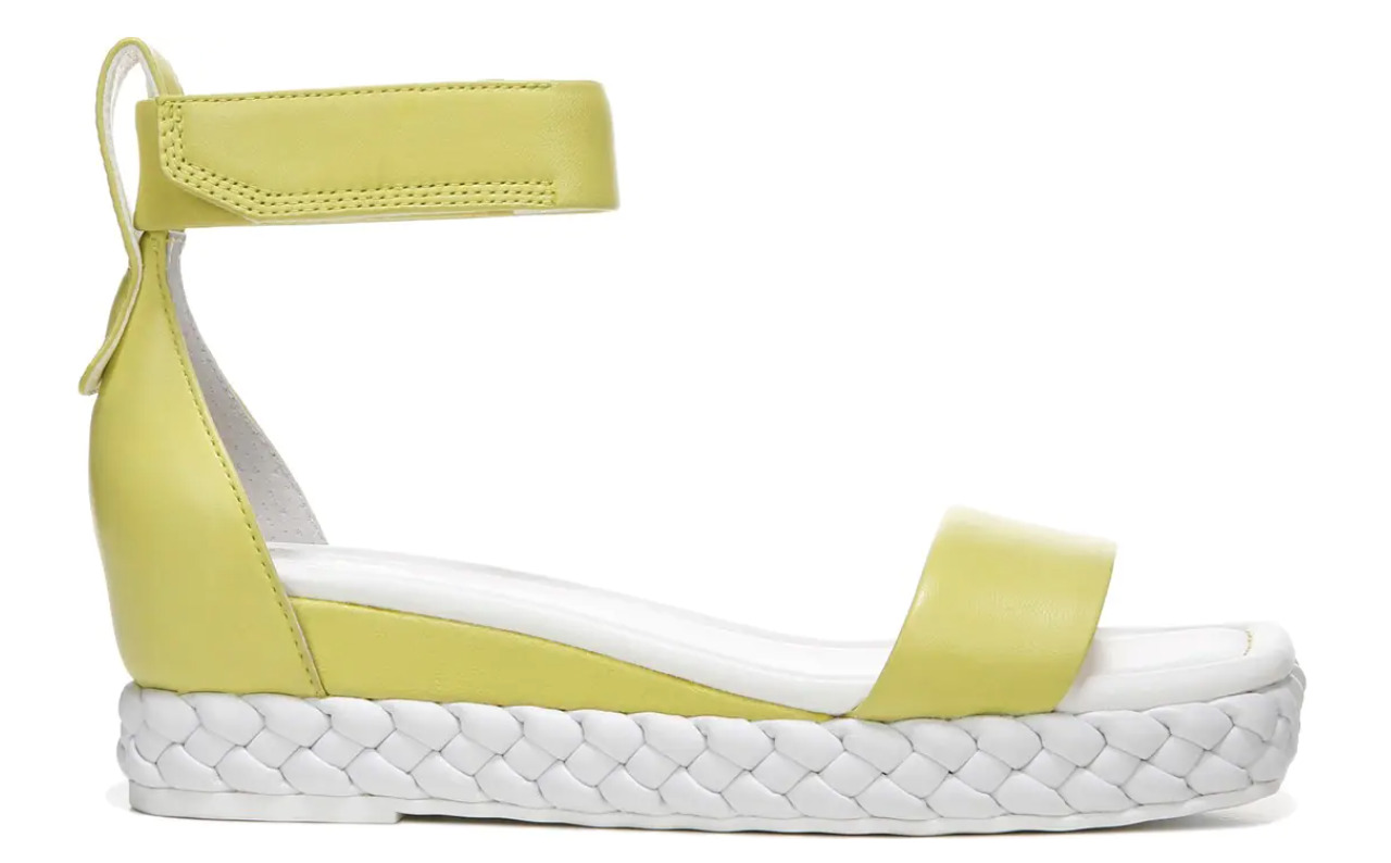 Franco Sarto Limeade Wedge Sandal