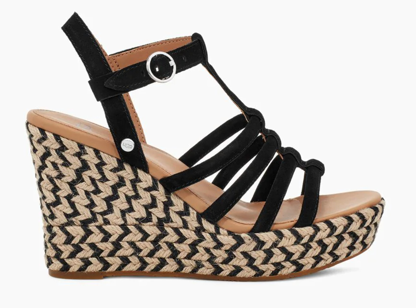 UGG Espadrille Wedge Sandal