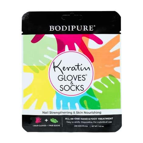 Bodipure Keratin Gloves and Socks Combo Pack - FabFitFun