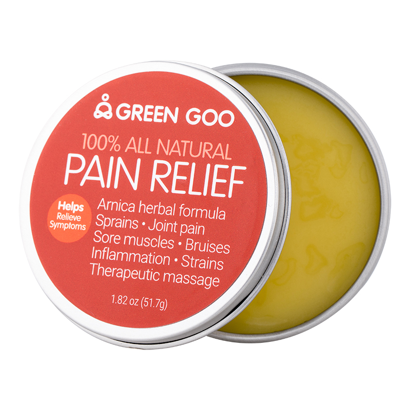 Green Goo Massage Pain Relief