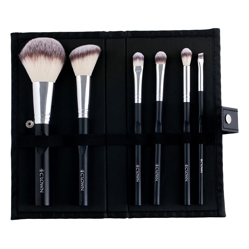 Crown Brush 6 Piece Brush Set