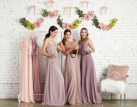 Birdy Grey Bridesmaid Dress - FabFitFun