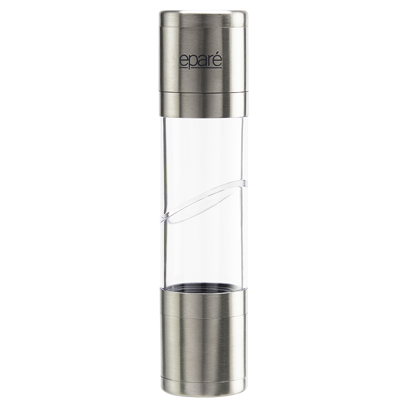 Eparé Dual Salt And Pepper Mill Fabfitfun