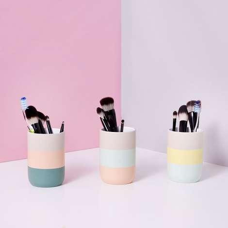 xo, Sienna Adventures Ahead Decorative Desk Vases - FabFitFun